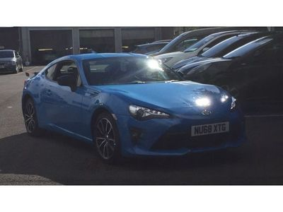 used Toyota GT86 2.0 D-4S Blue Edition 2dr