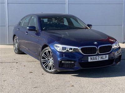 used BMW 530 5 Series e M Sport 4dr Auto 2.0