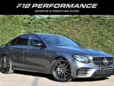 used Mercedes E53 AMG E Class 3.0BiTurbo EQ Boost AMG SpdS TCT 4MATIC+ (s/s) 4dr