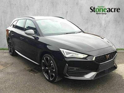 used Cupra Leon 1.4 12.8kWh First Edition Estate 5dr Petrol Plug-in Hybrid DSG (s/s) (245 ps)