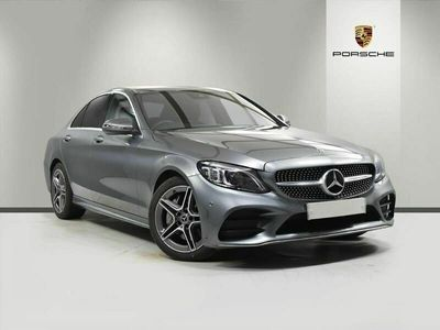 used Mercedes C300 C ClassAMG Line Edition 4dr 9G-Tronic 2.0