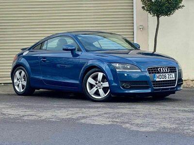used Audi TT 2.0 TFSI 2dr