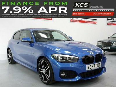 used BMW 125 1 SERIES 2.0 D M SPORT SHADOW EDITION 3d 221 BHP