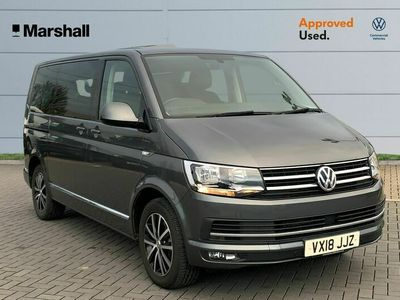 used VW Caravelle 2.0 TDI BlueMotion Tech 204 Executive 5dr DSG