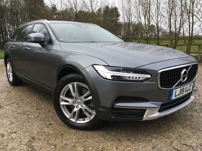 used Volvo V90 CC Cross Country 2.0 T5 Auto AWD (s/s) 5dr