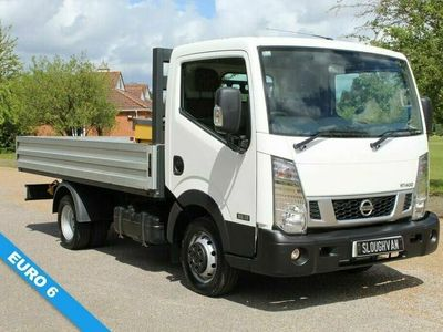 used Nissan Cabstar NT4003.0dCi 35.13 MWB Dropside Truck