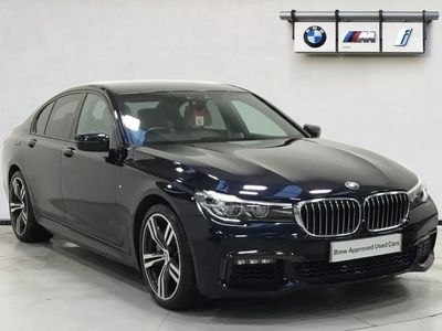 used BMW 750 7 SERIES 2016 Leeds i M Sport 4dr Auto