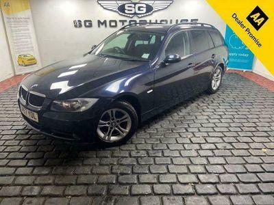 used BMW 318 3 Series 2.0 I SE TOURING 5d 141 BHP 5-Door