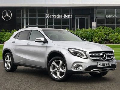 used Mercedes GLA200 GLASport Premium Plus 5Dr Auto