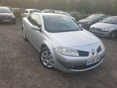 used Renault Mégane Cabriolet