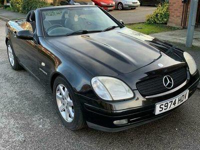 used Mercedes SLK230 SLK2dr Auto, 1998 (S)