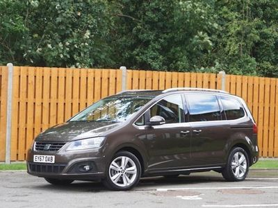 used Seat Alhambra XCELLENCE 2.0 5dr
