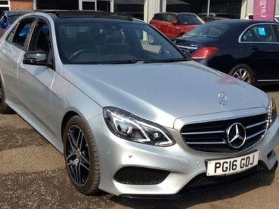 used Mercedes E250 E ClassAMG Night Edition Premium 4dr 7G-Tronic 2.0