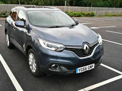 used Renault Kadjar 1.2 TCe Dynamique Nav (s/s) 5dr