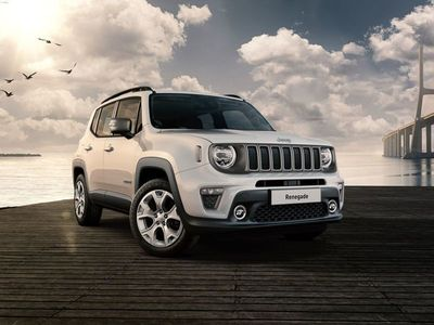 used Jeep Renegade Longitude 1.3 T4 GSE 150hp Ddct 5dr