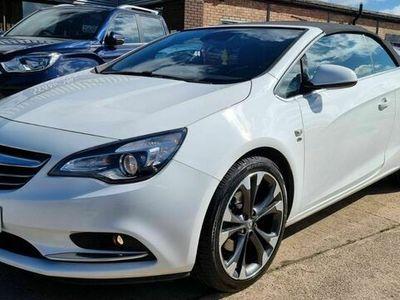 used Vauxhall Cascada 2.0 CDTi Elite (s/s) 2dr