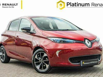 used Renault Zoe E Dynamique Nav (110ps) (R110)(ZE40)