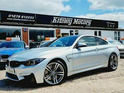 used BMW M4 3.02d 426 BHP SATELLITE NAVIGATION