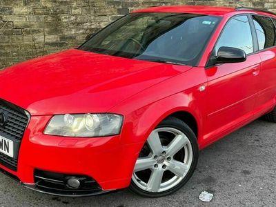 used Audi A3 Sportback 2.0 TDI S line 5dr