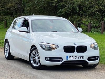 used BMW 116 1 Series 1.6 d EfficientDynamics Sports Hatch 5dr