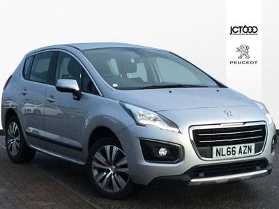used Peugeot 3008 BLUE HDI S/S ACTIVE 1.6 5dr