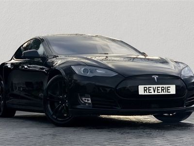 used Tesla Model S 85D AUTO 5d 285 BHP