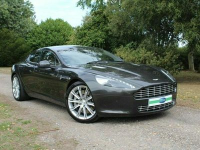 used Aston Martin Rapide V12 Touchtronic 6.0 4dr
