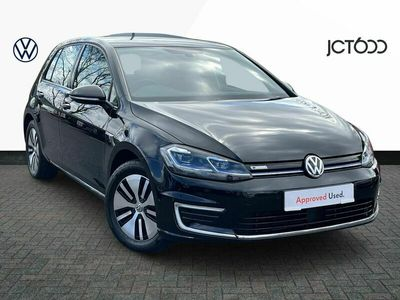 used VW e-Golf 136PS 1-speed automatic 5 Door