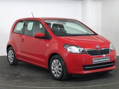 used Skoda Citigo 2014 West Tullos Industrial Estate Hatchback SE