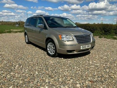 used Chrysler Voyager Crd Grand Limited 2.8 5dr