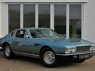 used Aston Martin DBS 5.4 V8 Manual (1971)