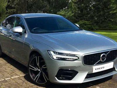 used Volvo S90 D4 R-Design Pro Automatic (Keyless Drive, Sensus Navigation, Rear Park Assist) 2.0 4dr