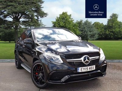used Mercedes GLE63 AMG Gle AMGS 4MATIC NIGHT EDITION