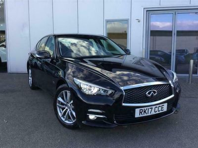 used Infiniti Q50 DIESEL SALOON 2.2d Executive 4dr Auto