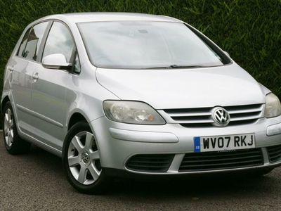 used VW Golf Plus 1.6 SE FSI Auto 5-Door