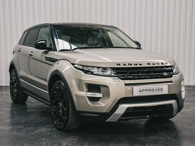 used Land Rover Range Rover evoque 2.2 SD4 Dynamic 5dr Auto