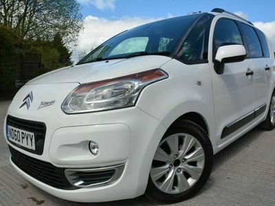 used Citroën C3 Picasso 1.6 EXCLUSIVE HDI 5d 90 BHP MARCH 2022 MOT*£30 TAX*SAT NAV*