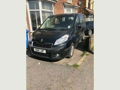 used Peugeot Expert 2.0 5dr