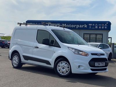 used Ford Transit Connect 1.6 TDCi 75ps Trend Van