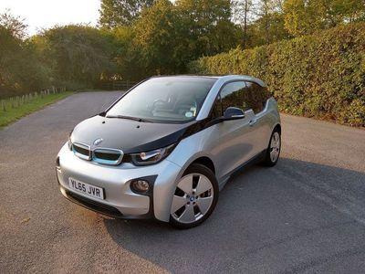 used BMW i3 E 5dr