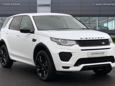used Land Rover Discovery Sport sw