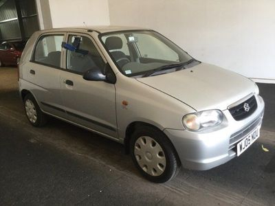 used Suzuki Alto 1.1 GL 5dr