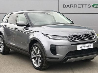 used Land Rover Range Rover evoque D180 HSE Diesel MHEV 2.0 5dr