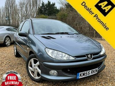 used Peugeot 206 1.6 HDi Sport 3dr