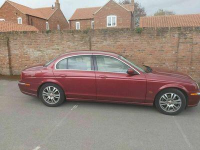 used Jaguar S-Type 4.2 V8 SE 4dr