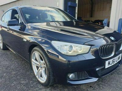 used BMW 535 Gran Turismo 5-Series GT d M Sport (Professional Media) 5d Step Auto
