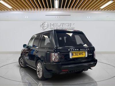 used Land Rover Range Rover Estate 4.4 TDV8 Westminster 4d Auto