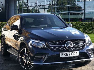used Mercedes GLC43 AMG GLC-Class Mercedes-AMG4MATIC Coupe