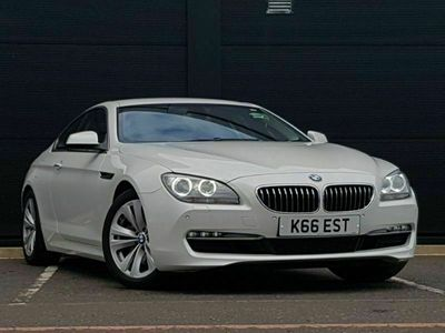 used BMW 640 d SE Coupe