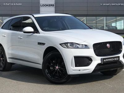 used Jaguar F-Pace 2.0D [180] Chequered Flag 5Dr Auto Awd